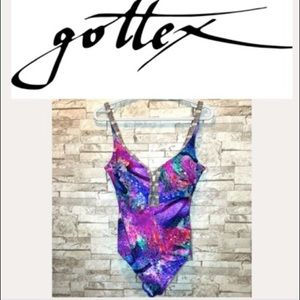 Gottex One Piece Swim Suit